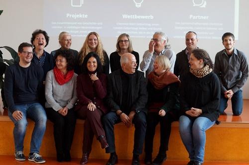 Planungstreffen Wettbewerb und Chemnitzer Lesenacht 2018