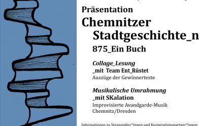 Präsentation Chemnitzer Stadtgeschichte_n – 875_Ein Buch